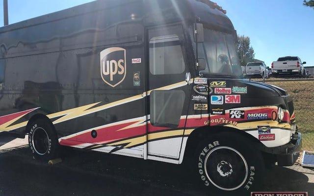 Вы не можете купить этот грузовик с ИБП на 850 лошадиных сил