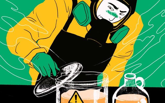 ความเสี่ยงด้านสุขภาพของการต้ม Kombucha และวิธีการทำอย่างปลอดภัย