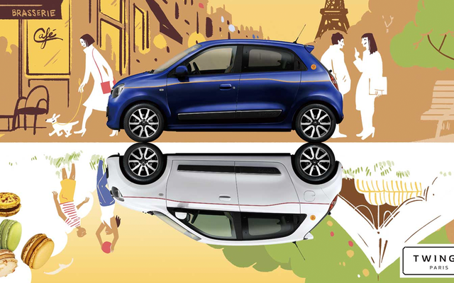 Renault oferuje teraz specjalne wydanie Twingo z technologią Macaron
