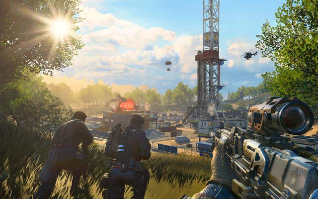 Le mode Blackout de Call Of Duty ne cesse de s'améliorer