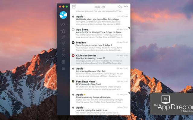 Najlepszy klient poczty e-mail dla systemu MacOS