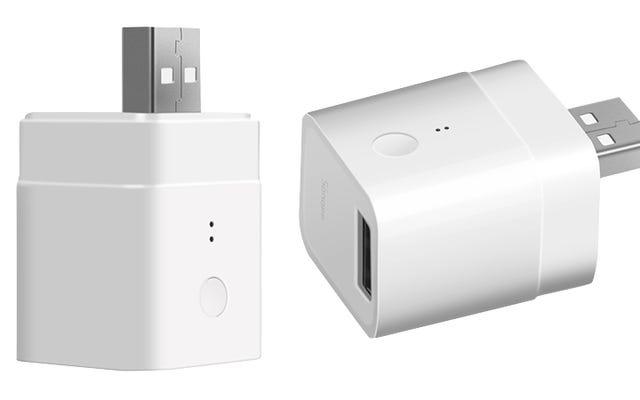 อะแดปเตอร์ราคาถูกนี้ทำให้ Gadget Wifi ทุกตัวที่ใช้ USB ควบคุม