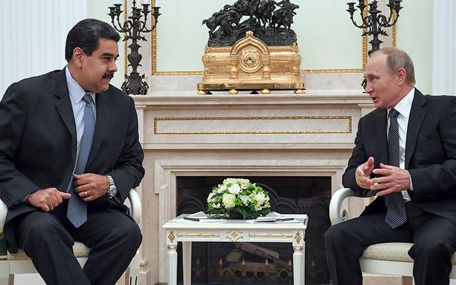 Venezuela và Nga tiến lên phía trước với việc dấn thân vào ngành kinh doanh tiền điện tử bẩn thỉu