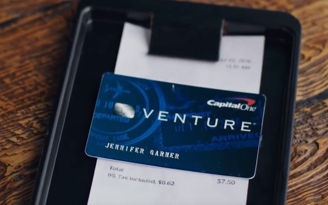 Kartu Ventura Capital One Menawarkan Hadiah Perjalanan yang Tidak Membingungkan