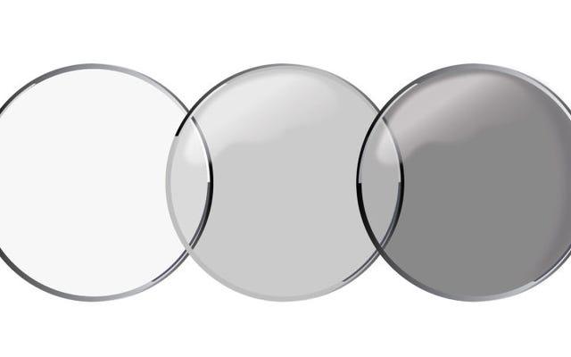 Những chiếc kính áp tròng chống nắng này chỉ có một vấn đề: chúng sẽ khiến bạn trông như người ngoài hành tinh