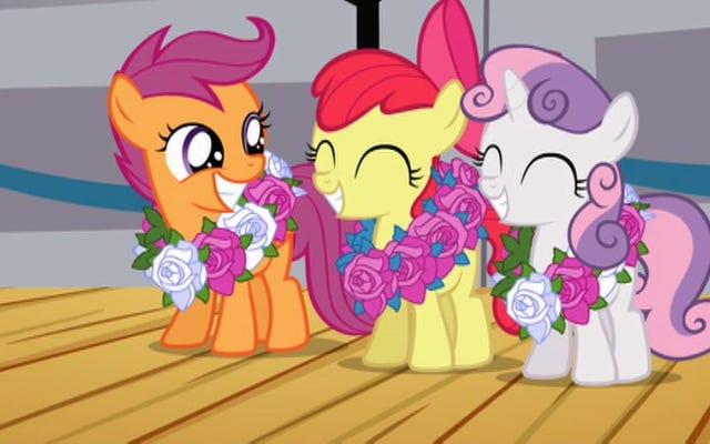 Yeni My Little Pony: Friendship Is Magic DVD'sini kazanın