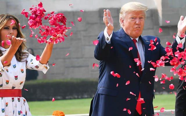 アメリカ合衆国大統領はブロッコリーを不快に感じ続けています