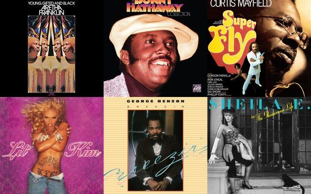 独占:Rhino Recordsが、黒人歴史月間を通じて限定版のカラービニールで象徴的なクラシックをリリース