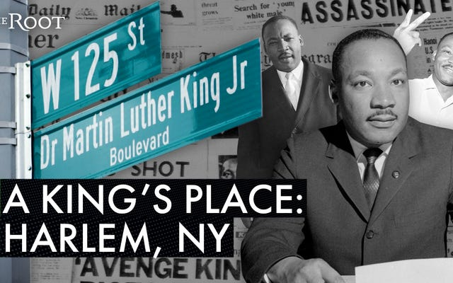 Encontrar a Martin Luther King Jr. en las calles de Estados Unidos