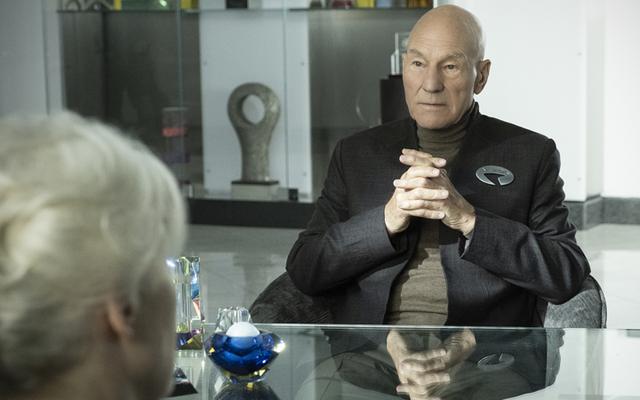 Di Star Trek: Picard, Semua Orang Kecuali Starfleet Sudah Berurutan