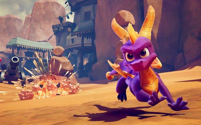 The Spyro Reignited Trilogy Mempertahankan Keunggulan Karya PlayStation
