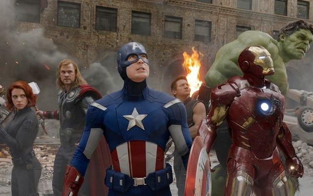 スーパーヒーロー映画の黄金時代はまだ最大の脅威に直面していません