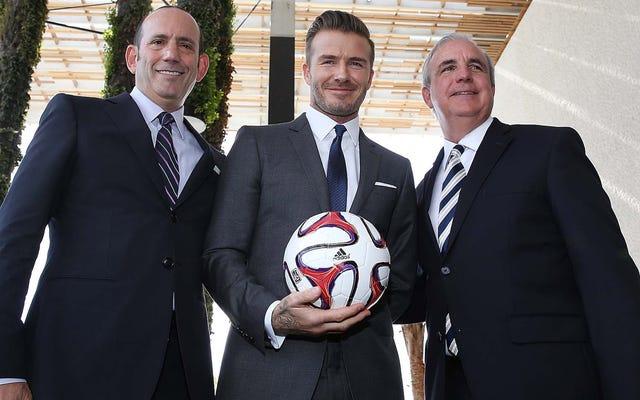 Краткая история тщетных попыток Дэвида Бекхэма построить стадион MLS в Майами