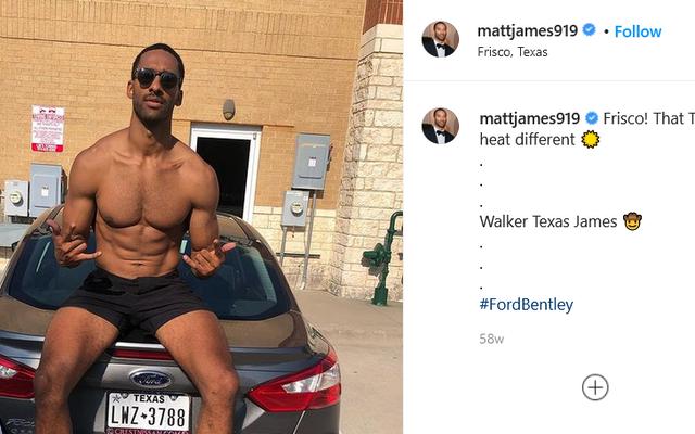 Les femmes `` tombent littéralement '' pour Matt James, le premier célibataire noir de tous les temps