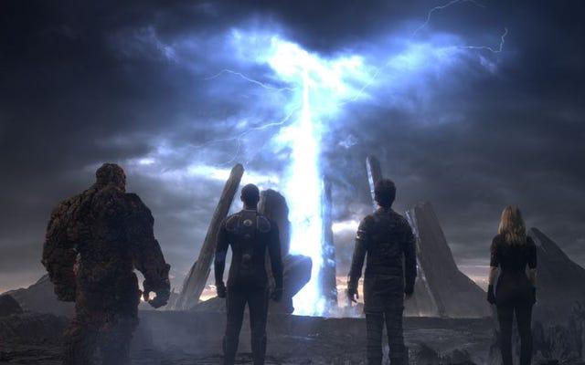 La quatrième fois n'est pas le charme des Fantastic Four