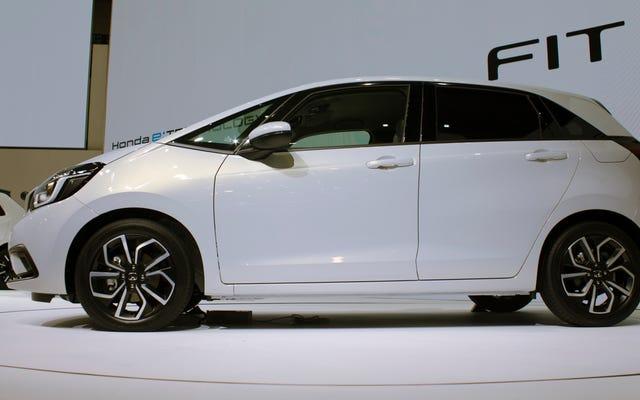 La Honda Fit è l'auto di cui abbiamo bisogno