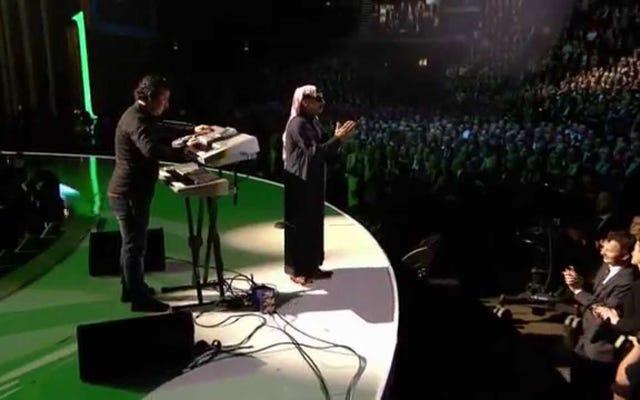 トランプのイスラム教徒禁止の影響を受けた国からの音楽を聴く