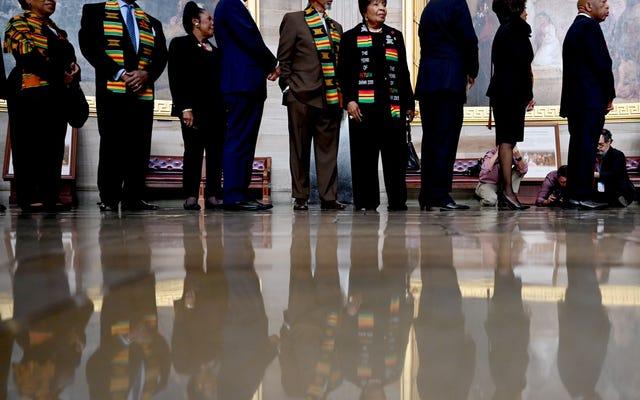 Le Caucus noir du Congrès PAC approuve à l'unanimité Joe Biden à la présidence [Corrigé]
