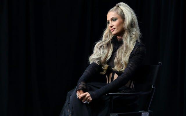 Paris Hilton dit qu'elle a le SSPT de son ex qui fuit leur sex tape sans son consentement