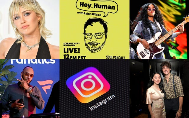 Многие знаменитости переносят свои шоу-идеи прямо в Instagram