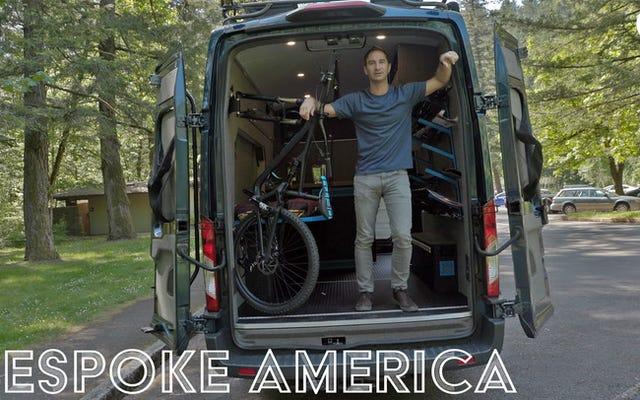 Per favore, prestami un quarto di milione di dollari così posso costruire il furgone personalizzato definitivo