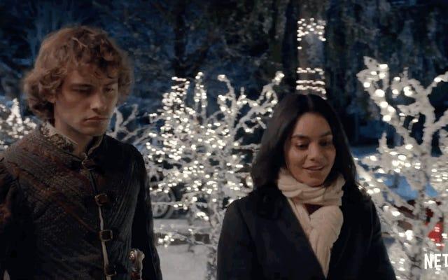Il cavaliere prima di Natale sembra stupido come l'inferno e ovviamente lo guarderò