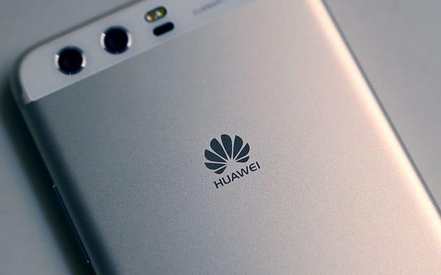 Un informe de EE.UU. afirma que Huawei tiene acceso a puertas traseras espía para redes móviles a nivel mundial