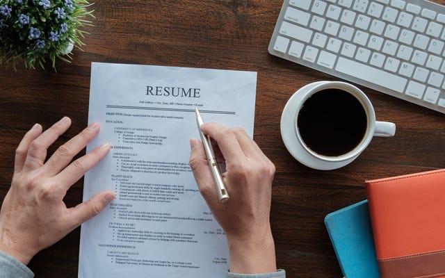 履歴書をPDFまたはWord文書として送信する必要がありますか?