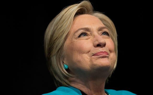 ハバネロ・ヒトラーは明らかなことを確認します:ヒラリー・クリントンの名前は、あなたがそれを望んでいたとしても、完全に消えることは決してありません