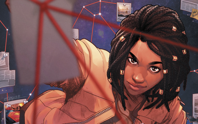 นาโอมิเป็นการเปิดตัวครั้งแรกของ Bendis และสำนักพิมพ์ Wonder Comics ใหม่ของ DC