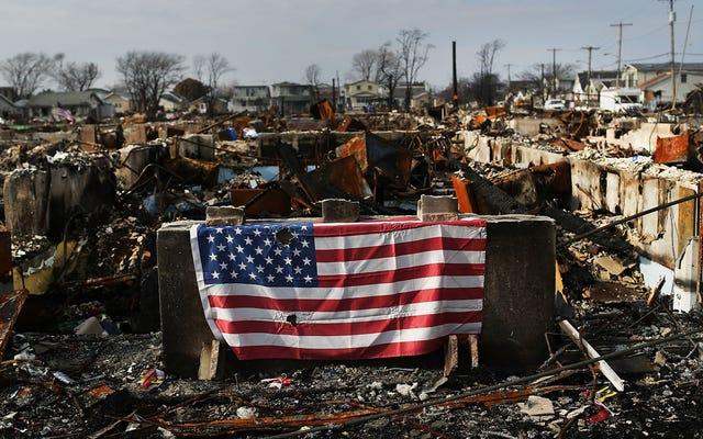 気候変動に対する懐疑論はアメリカ例外主義の一形態です