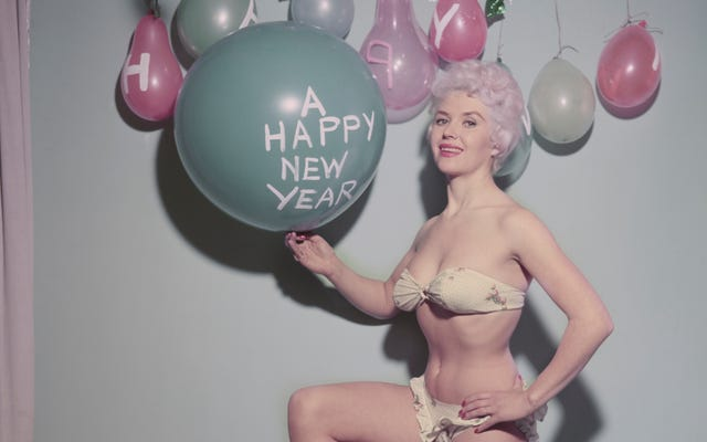 あなたが新年に自分自身を再発明しようとした時間