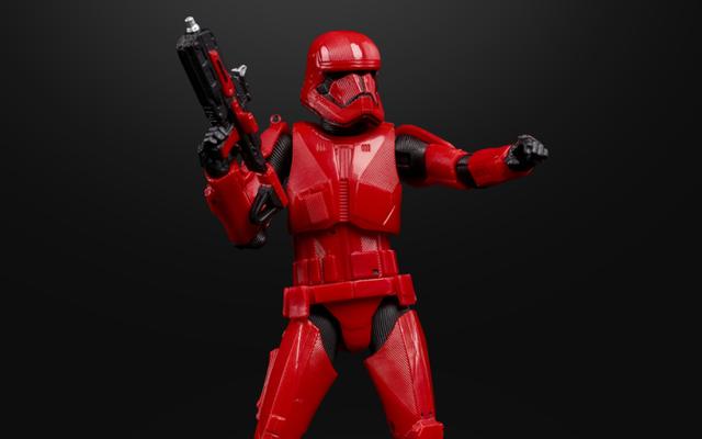 Premières images de ce à quoi ressembleront les soldats Sith dans The Rise of Skywalker