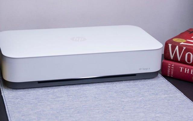 HP finalmente puede dejar de atornillarlo cuando se trata de tinta de impresora
