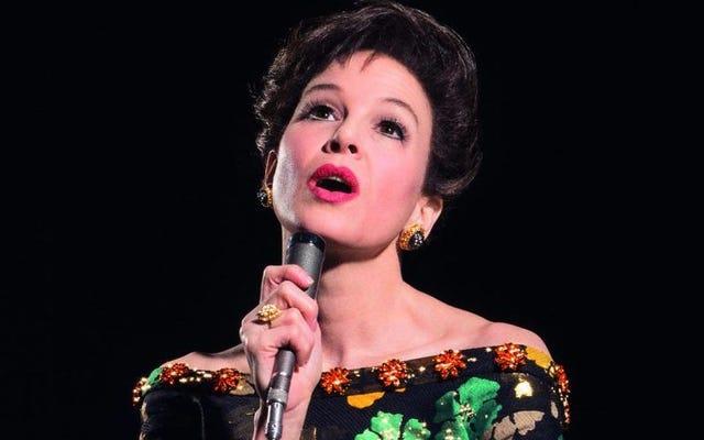 ฉันเดาว่าRenée Zellweger ดูเหมือน Judy Garland หลังจากทั้งหมด