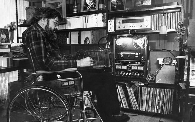 Avant que Brian Eno ne fasse de la musique pour les aéroports, Ernest Hood faisait de la musique pour les quartiers