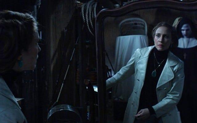 死霊館エンフィールドの悪魔の尼僧がスピンオフ映画を手に入れている