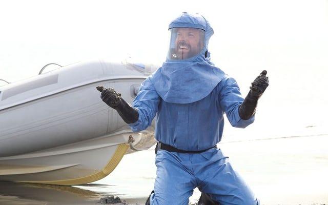 マイクミラーは堅実な地球上の最後の男で地球に戻ります