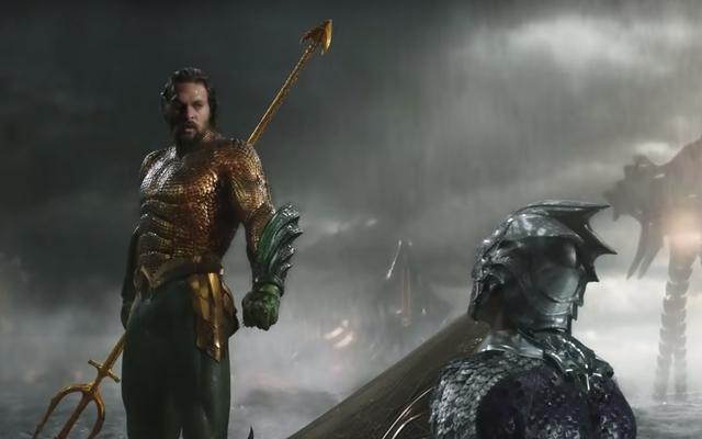 HBO Max est à la recherche d'une minisérie animée Aquaman de James Wan