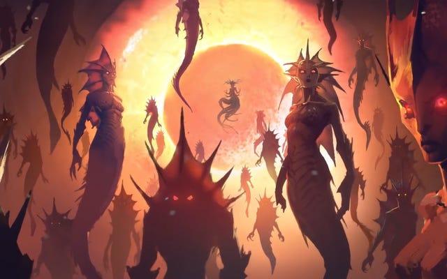 La actualización de World Of Warcraft 'Rise of Azshara' nos llevará a la tierra de los naga