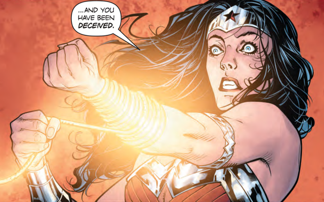 งานที่ยากลำบากในการมอบเรื่องราวกำเนิดใหม่ของ Wonder Woman