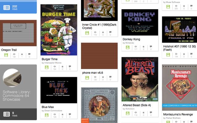 Как играть в Wolfenstein, Altered Beast, Bubble Bobble и тысячи других классических игр Commodore 64 бесплатно онлайн