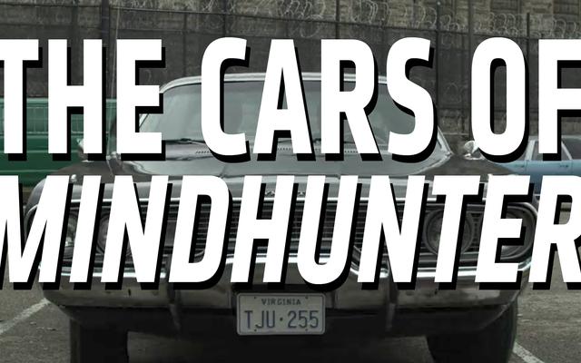 Mindhunter Netflix Penuh Dengan Mobil Yang Benar-Benar Hebat