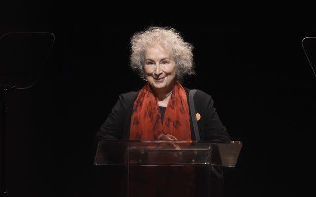 Margaret Atwood écrit une suite au conte de la servante