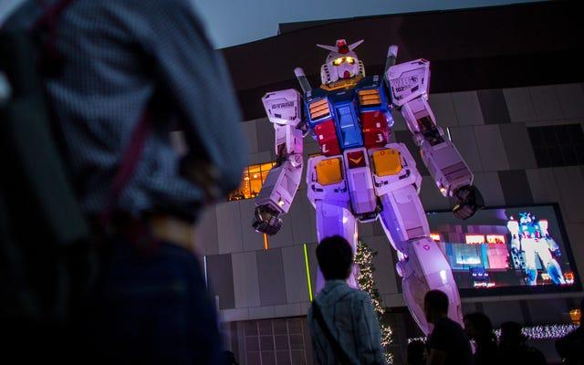 Brian K. Vaughan, canlı aksiyon Mobile Suit Gundam filmini yazıyor