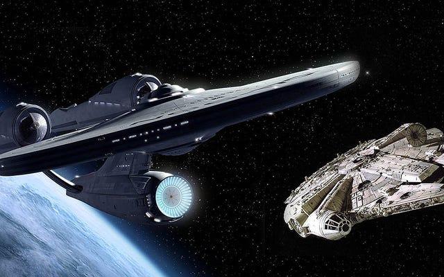 Star Wars Vs Star Trek: Neil deGrasse Tyson choisit le meilleur navire de science-fiction