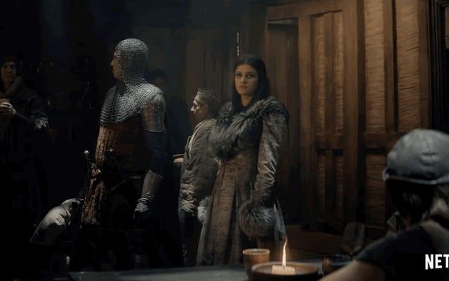 Ostatni zwiastun Wiedźmina przenosi echa Gry o tron do nowej serii Netflix