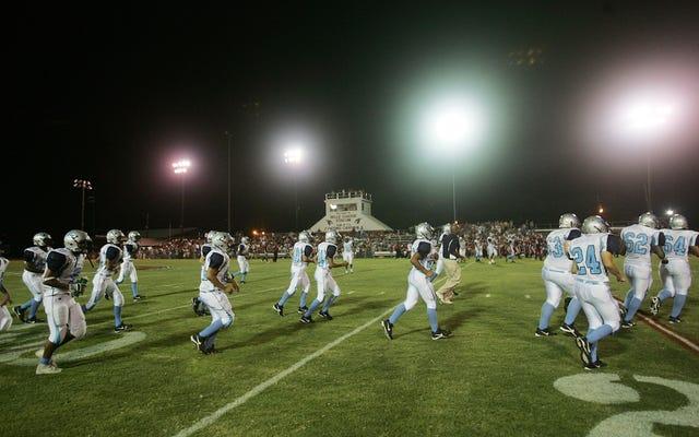 ルイジアナ州は、文書化されていない学生が高校のスポーツをすることを禁じるでたらめな規則を覆す