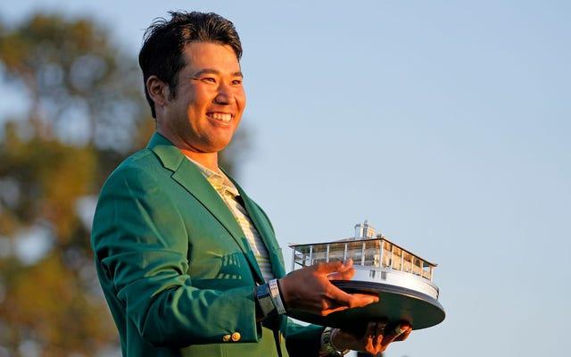 アメリカで反アジア的暴力が増加する中、松山英樹はゴルフの歴史を作りながらクラスと尊厳を示しました