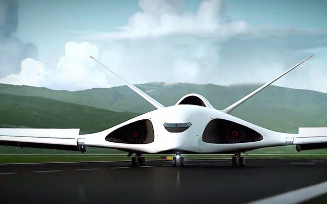Rencana Rusia untuk membangun pesawat kargo terbesar di dunia